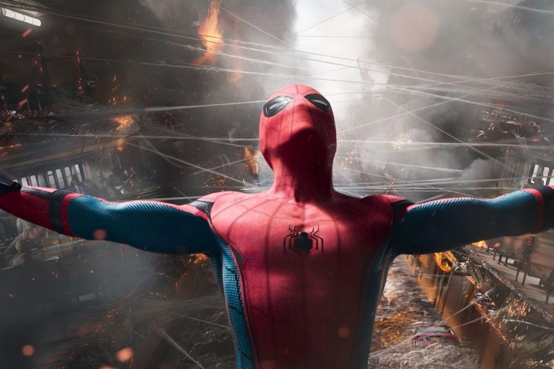 《蜘蛛俠》的高概念,吐絲大法