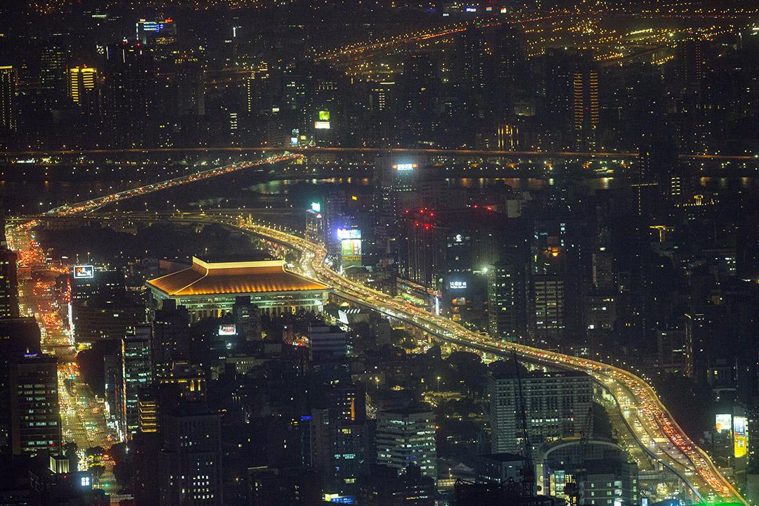 2020年4月14日台北市。
