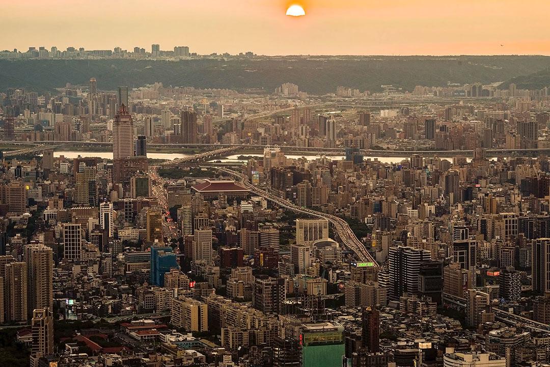 台灣台北市。