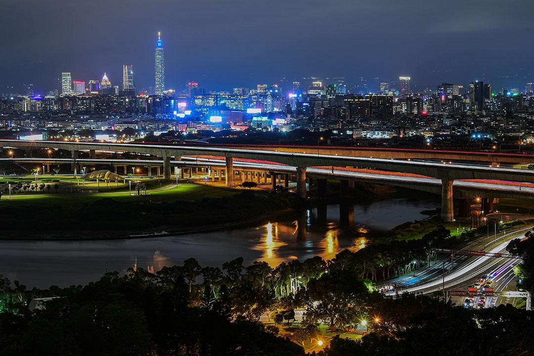 2018年11月24日台北市。
