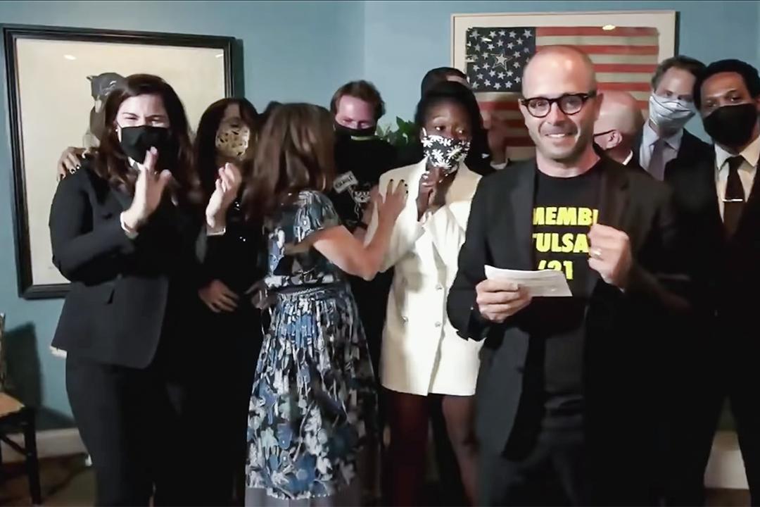 《保衛奇俠》(Watchmen)獲得艾美獎最佳限定劇。