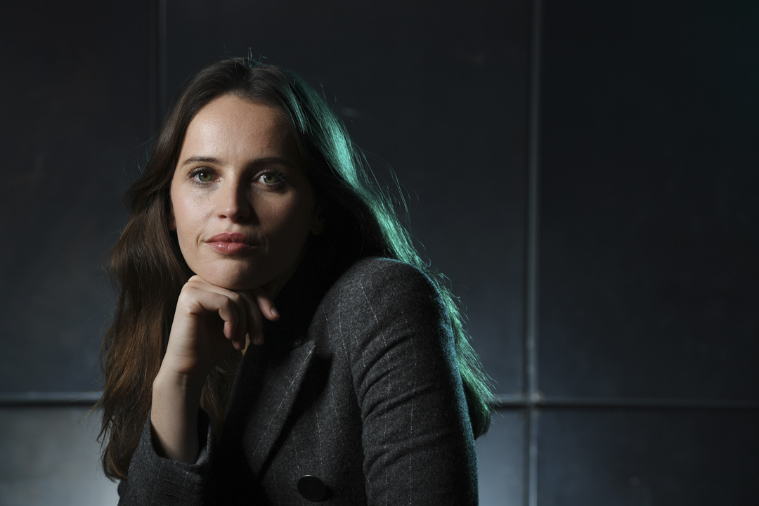 2018年12月11日,由金斯堡故事改編的電影《司法女王》(On the Basis of Sex),其扮演金斯堡的女主角Felicity Jones。