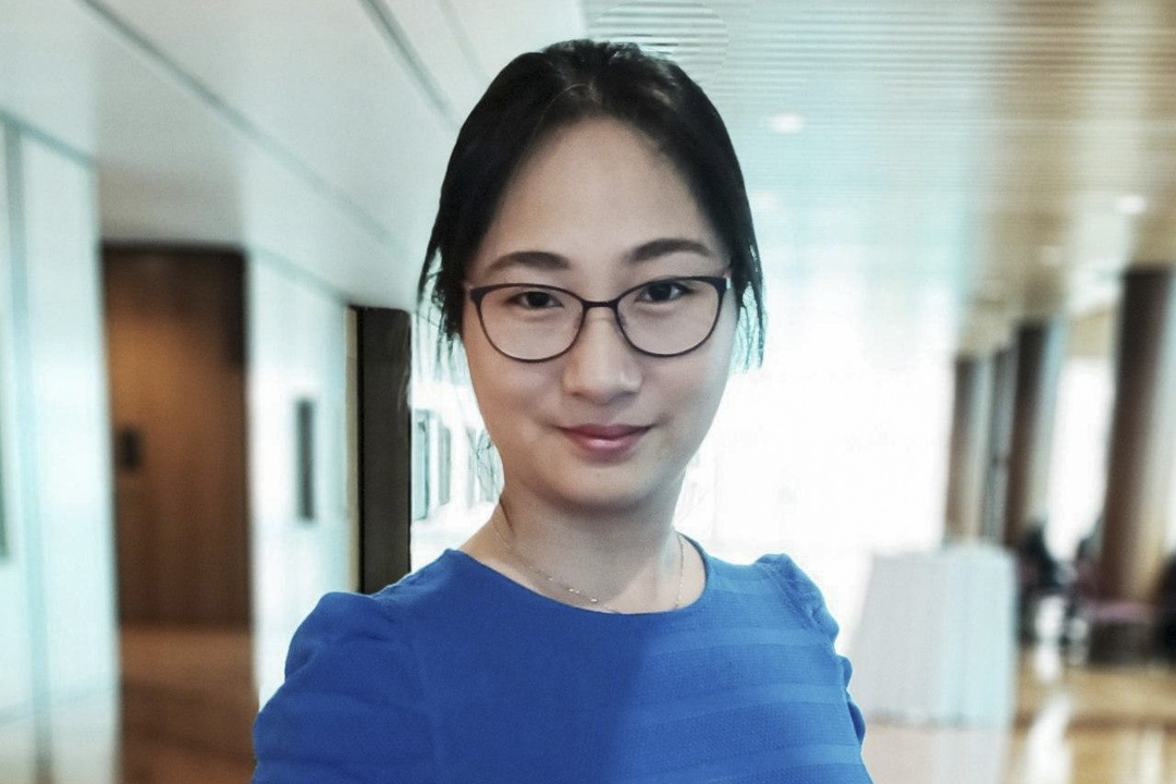 《中國內參》聯合編輯姜雲 (Yun Jiang)。