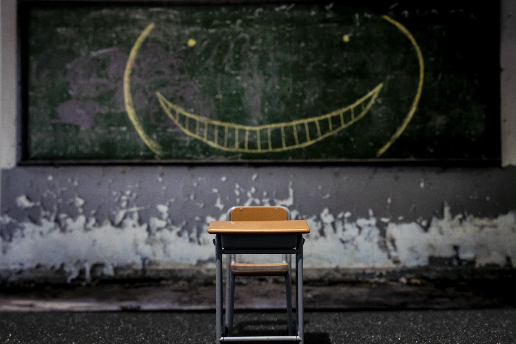反修例運動過後,香港教育界正面臨史無前例的清算和調整。 攝:林振東/端傳媒