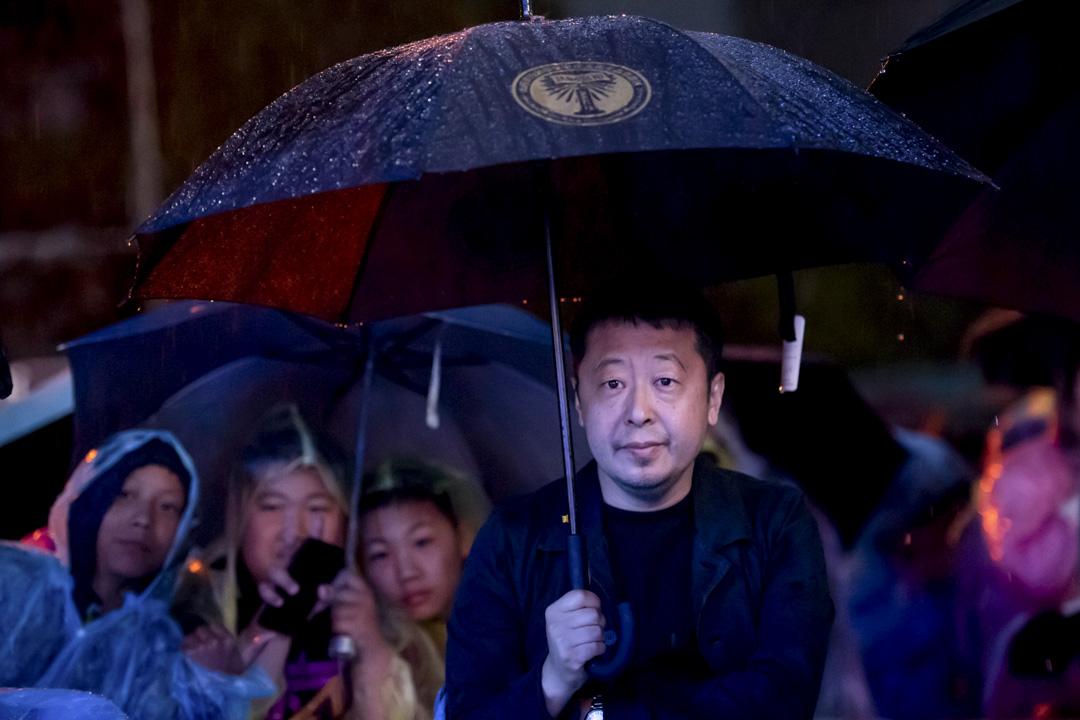 「平遙國際電影展」創始人賈樟柯宣布自明年開始退出平遙國際電影展,把舉辦權和相關設施一起移交給平遙政府。 攝:Wei Liang/China News Service via Getty Images