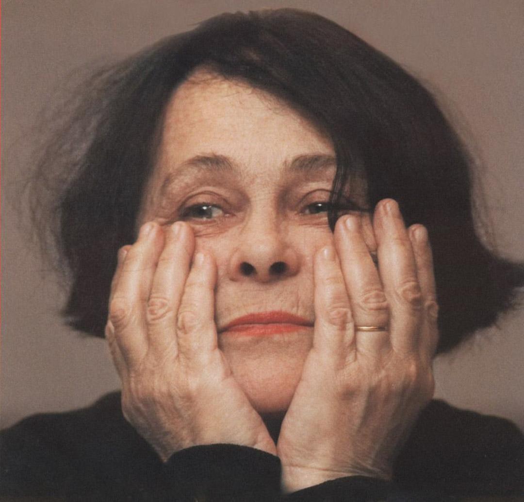 烏克蘭女導演琪拉・穆拉託娃(Kira Muratova,1934-2018)。