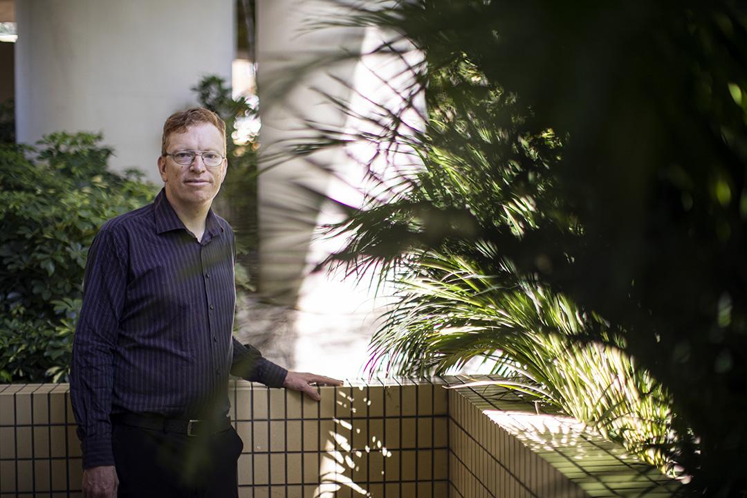 香港中文大學中國研究中心擔任副教授的Stephan Ortmann。