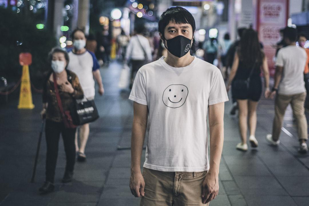 新加坡社運人士范國瀚(Jolovan Wham)。