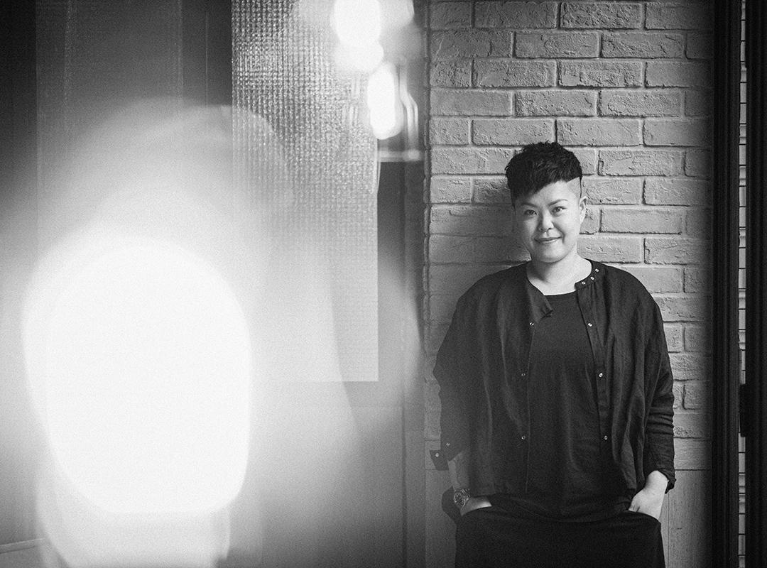 歌手林二汶。