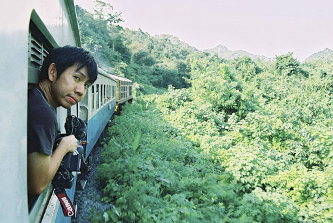 泰國獨立電影導演薩波.齊嘉索潘(Sompot Chidgasornpongse)。 網上圖片
