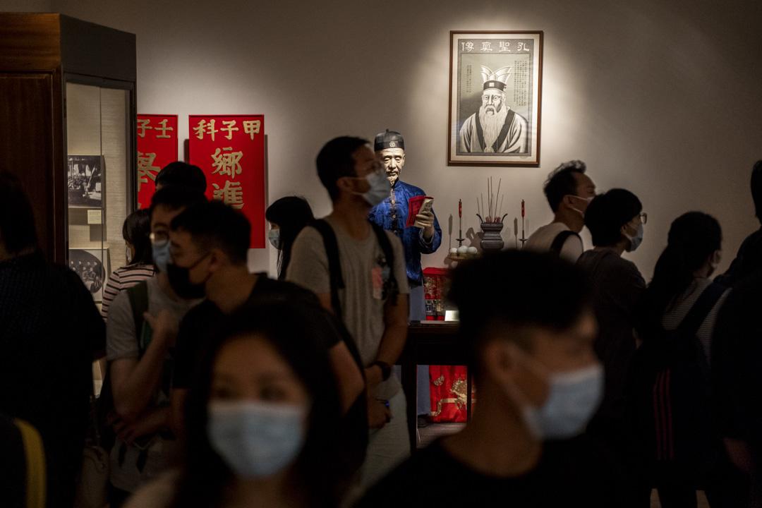 香港開埠及早年發展。