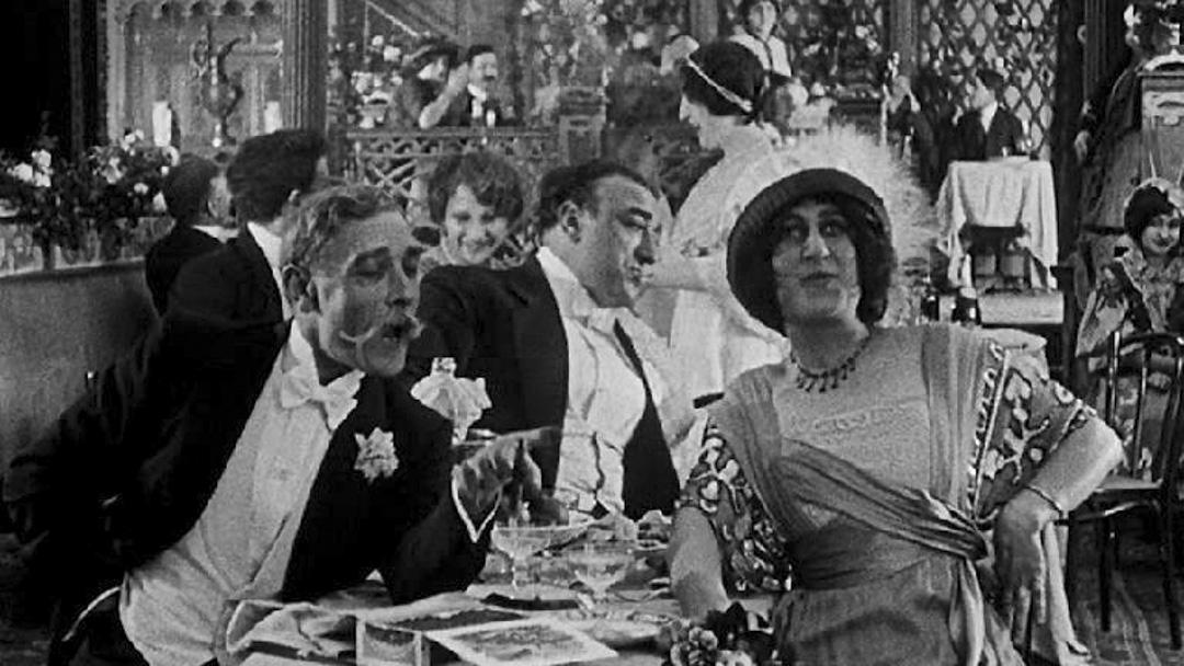 《巴黎 1900》劇照。
