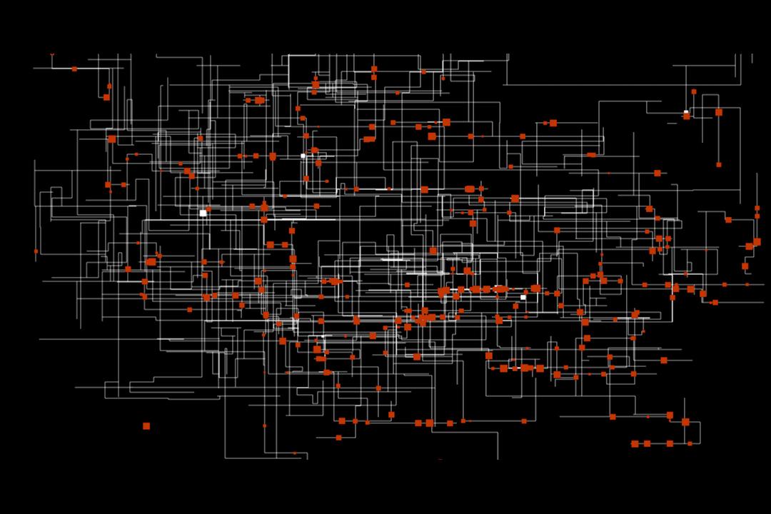 「Operation 敢動」,劇場+遊戲表演。這是一個關於智慧互聯網系統以及網絡防火牆對用戶影響的項目,為香港觀眾提供不同視角了解網絡用戶的自我認知和思維方式。 崔英婷作品