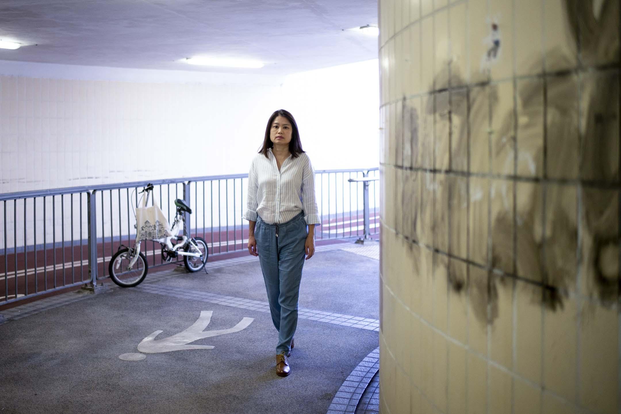 香港中文大學文化及宗教研究系的彭麗君教授。 攝:林振東/端傳媒