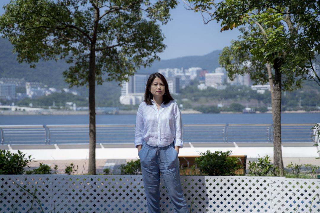 香港中文大學文化及宗教研究系的彭麗君教授。