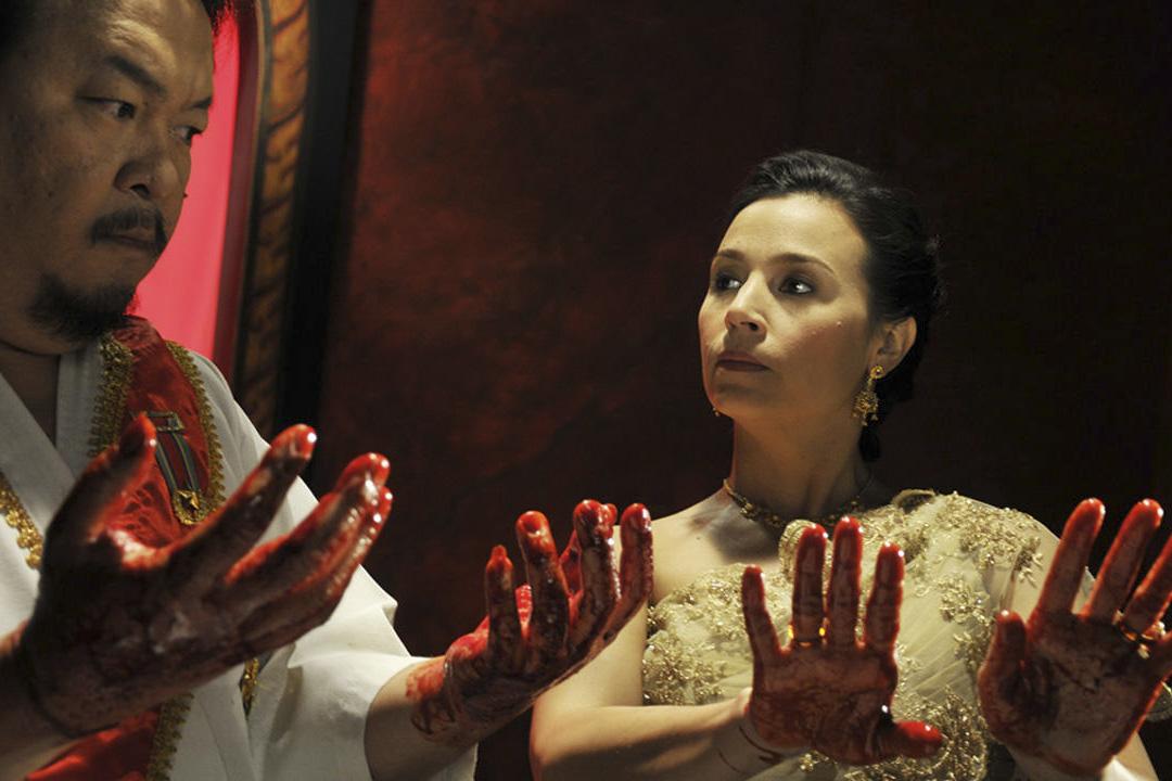 《莎士比亞必得死》(Shakespeare Must Die,2012)劇照。