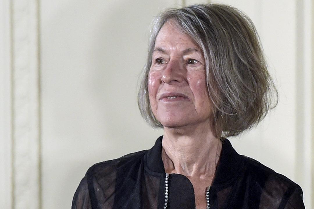 美國女詩人Louise Gluck獲2020年度諾貝爾文學獎。 攝:Susan Walsh/AP/達志影像