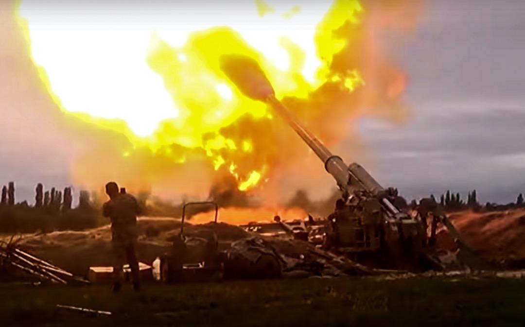 2020年9月28日,阿塞拜疆部隊向納戈爾諾-卡拉巴赫(Nagorno-Karabakh)地區發動砲轟。