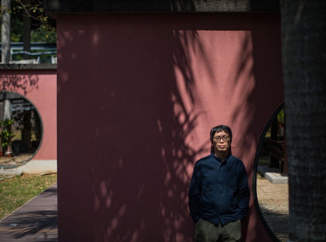 香港嶺南大學文化研究系助理教授葉蔭聰。