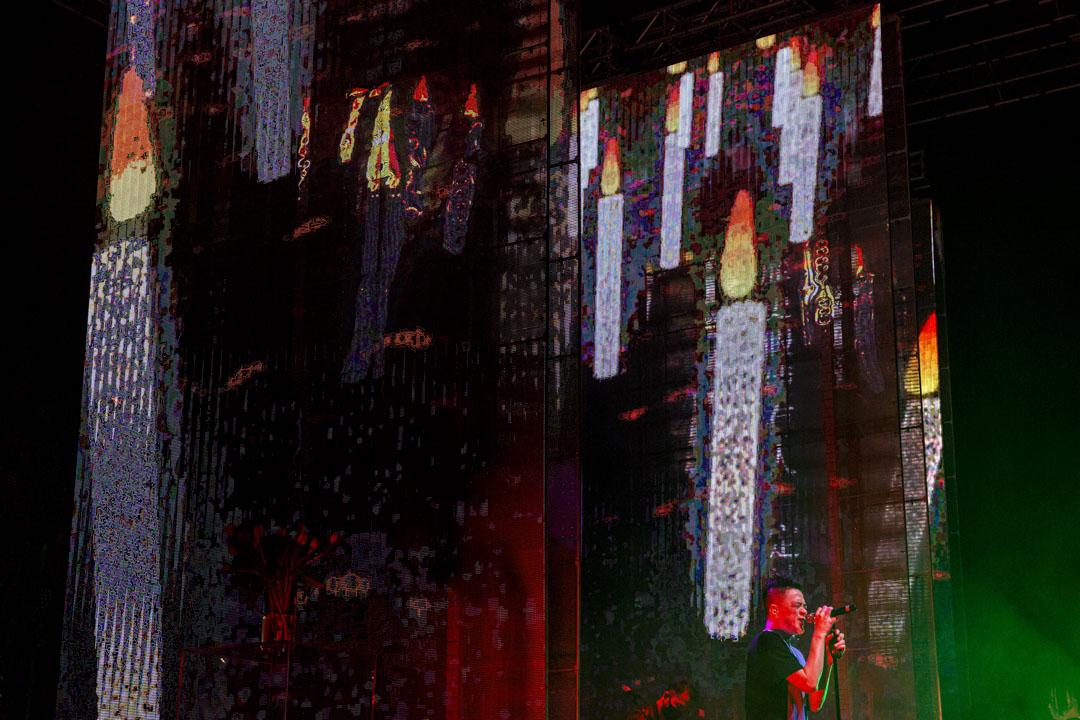 達明一派《REPLAY 神經/意難平》演唱會。