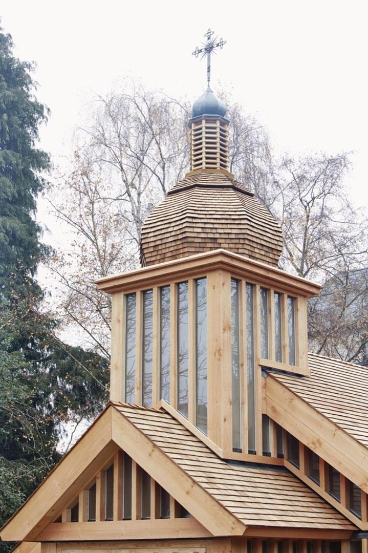 白羅斯紀念教堂。