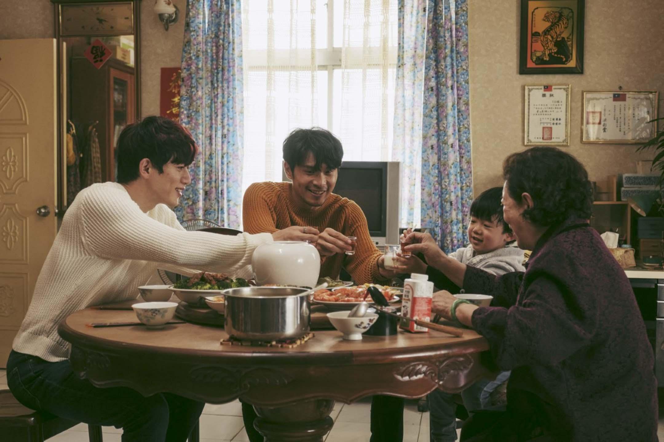 《親愛的房客》劇照。
