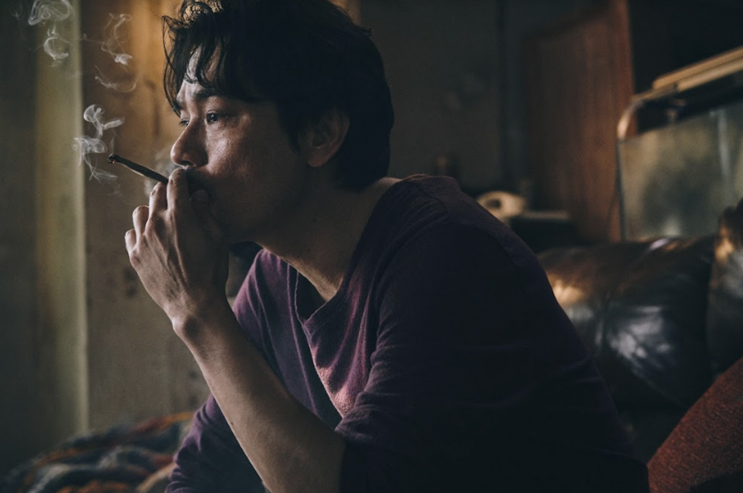 《手捲煙》電影劇照。 網上圖片