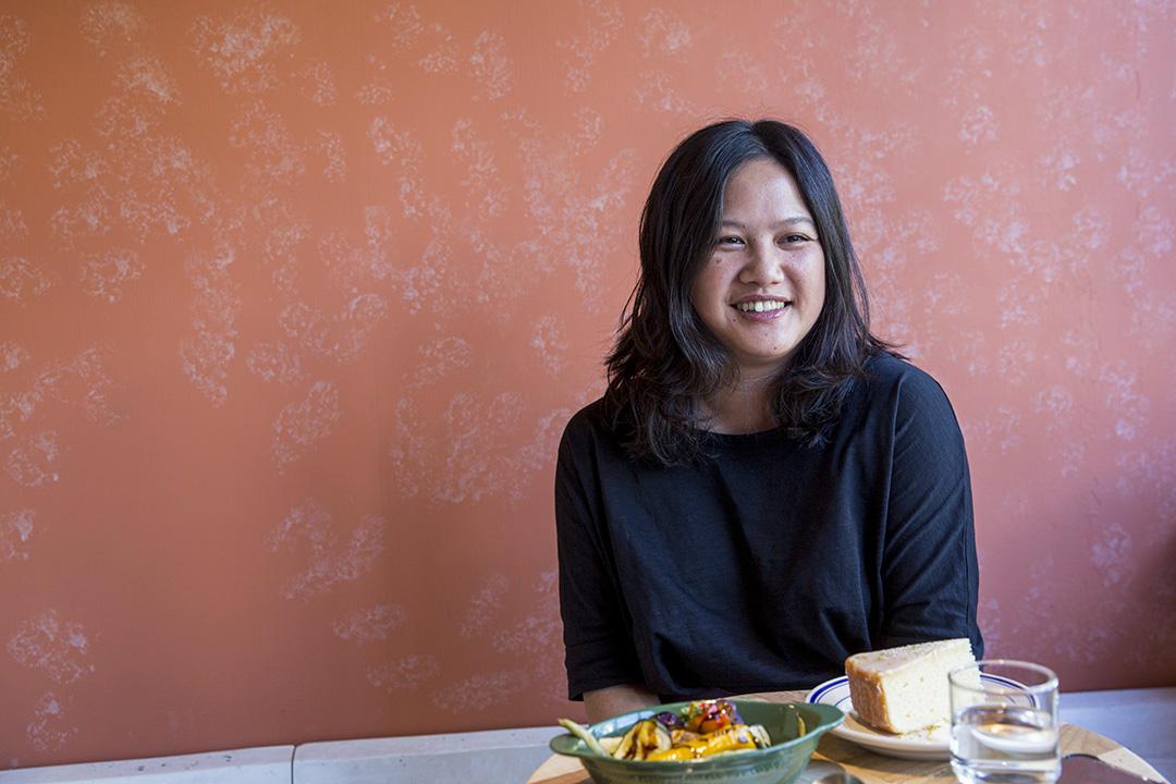 食物造型師李宛蓉。