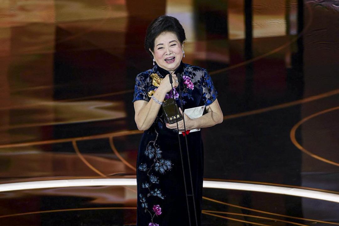陳淑芳奪得金馬獎最佳女主角與女配角。