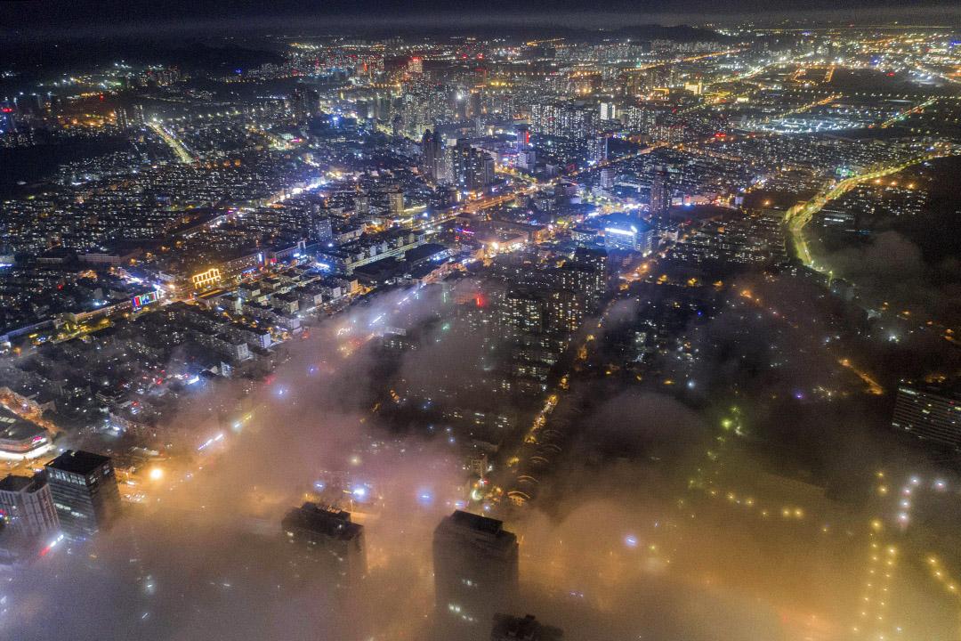 2020年6月15日中國山東省青島市。
