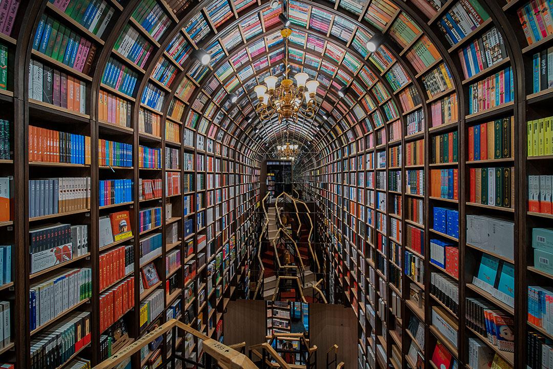 2020年5月20日北京一間書店。