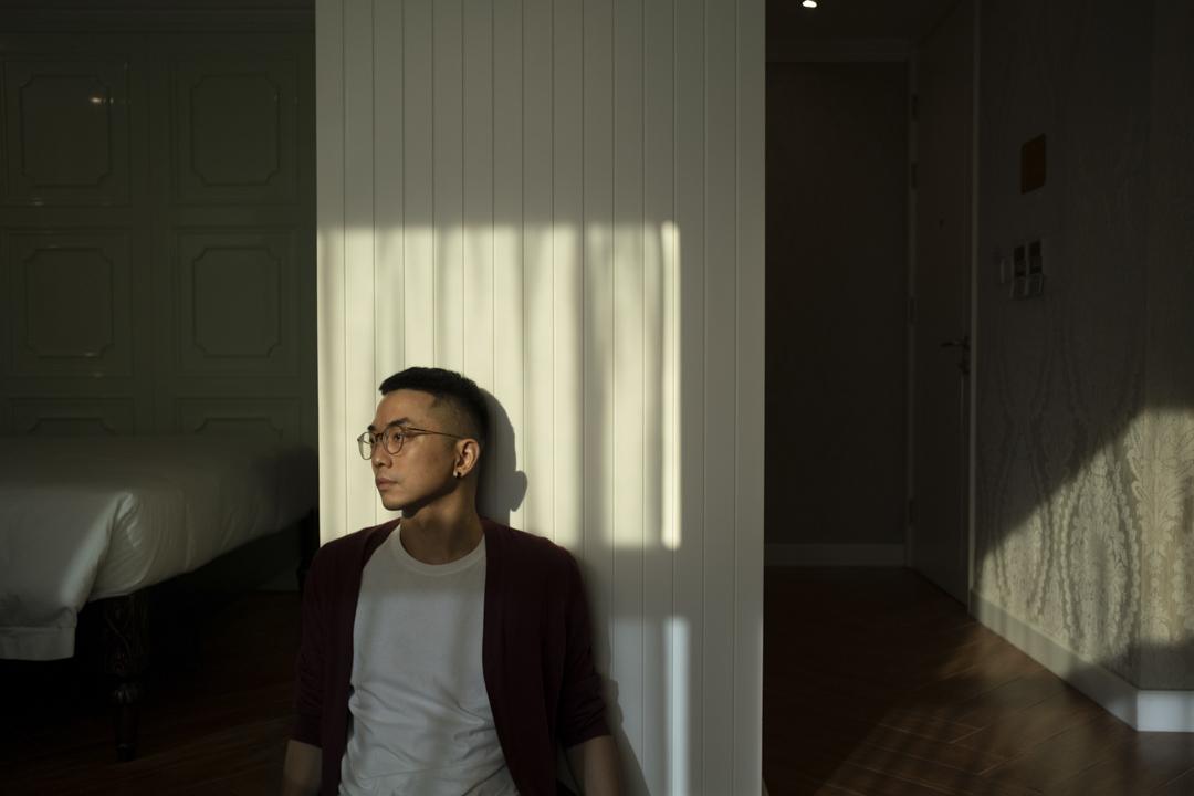 《造口人》導演洪榮杰。 攝:廖雁雄/端傳媒