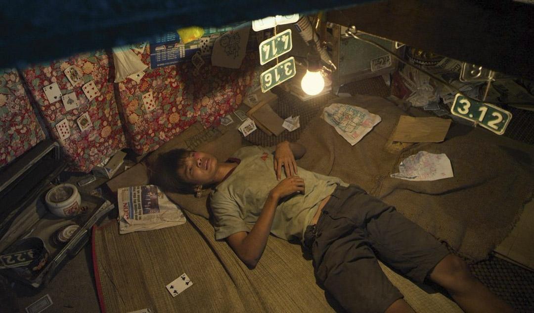 《人性爆走課》電影劇照。