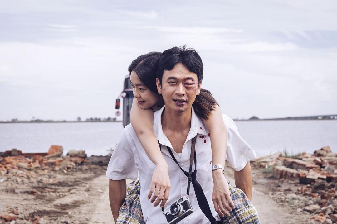 《消失的情人節》電影劇照。 網上圖片