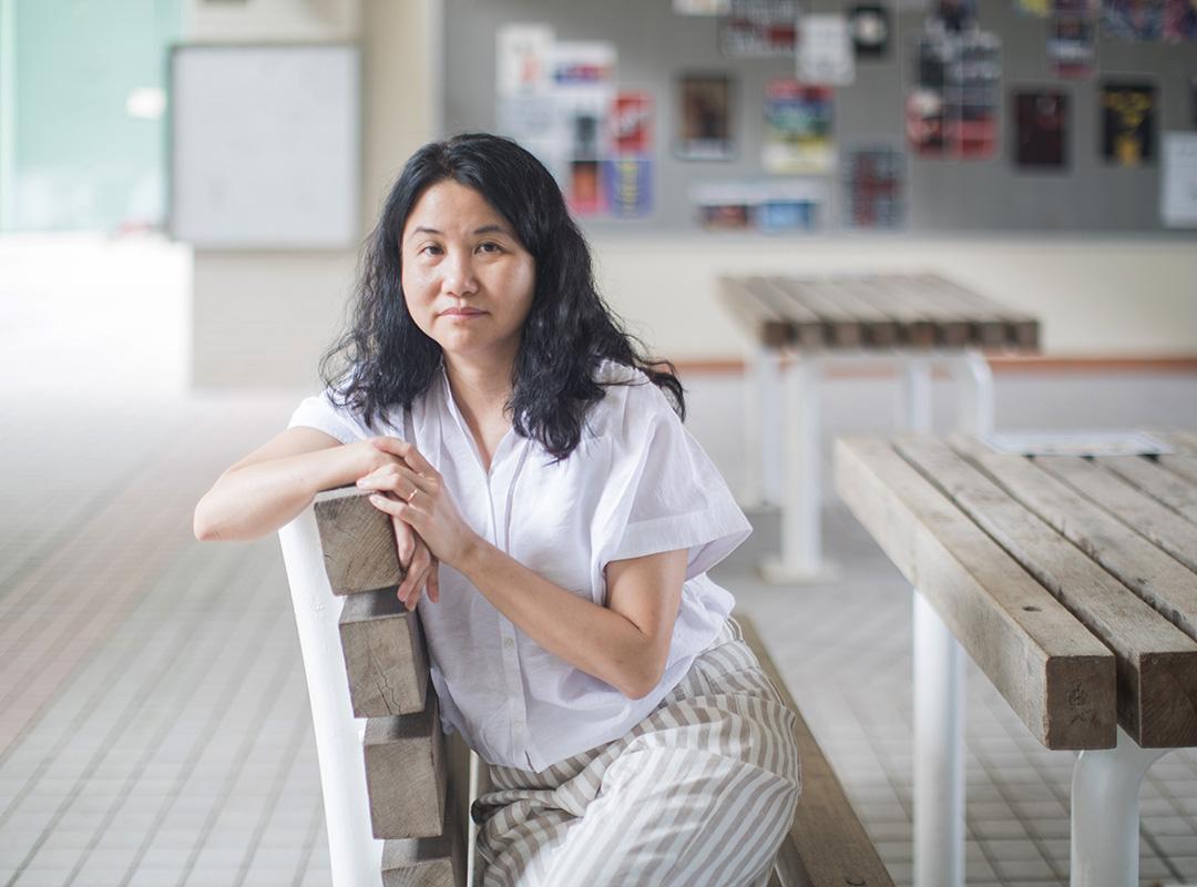 香港教育大學助理教授伍鳳嫦。