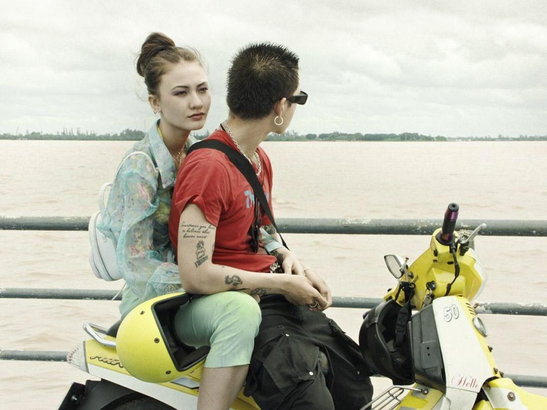 《湄公河2030》電影劇照。