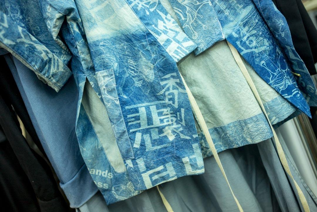 时装品牌Yeung Chin。