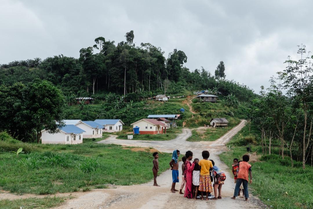 瓜拉格村村。