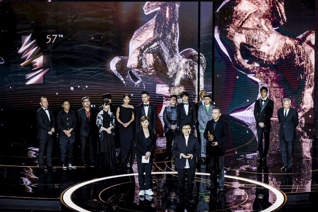 第五十七屆金馬獎最佳劇情長片由《消失的情人節》奪得。 圖:金馬影展 TGHFF Facebook