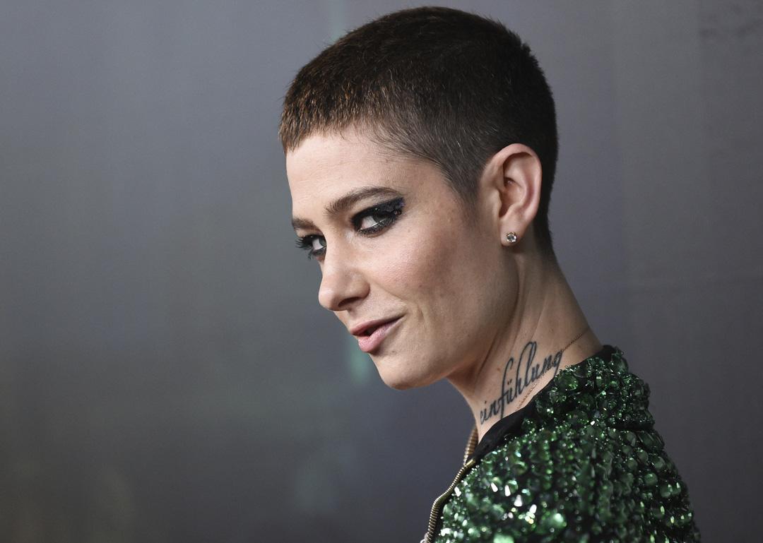 Asia Kate Dillon ,攝於2019年。
