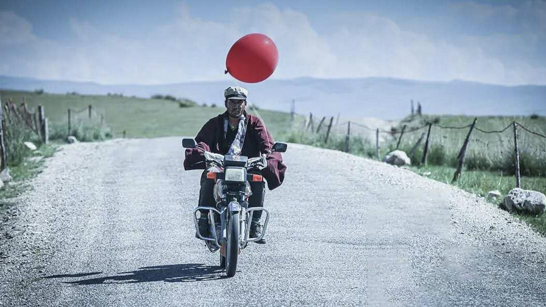《氣球》電影劇照。