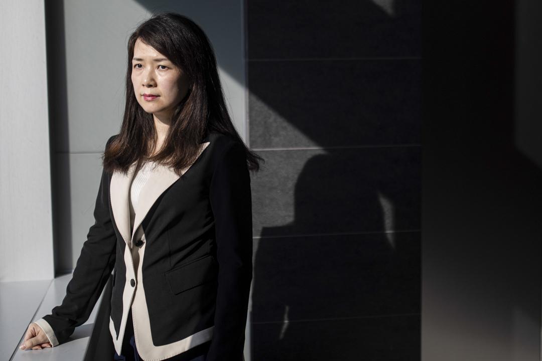 香港恒生大學全球供應鏈政策所副教授黃惠虹。