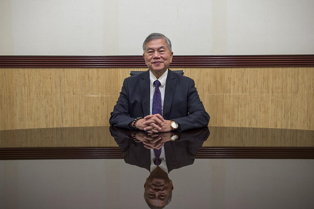 行政院副院長沈榮津。