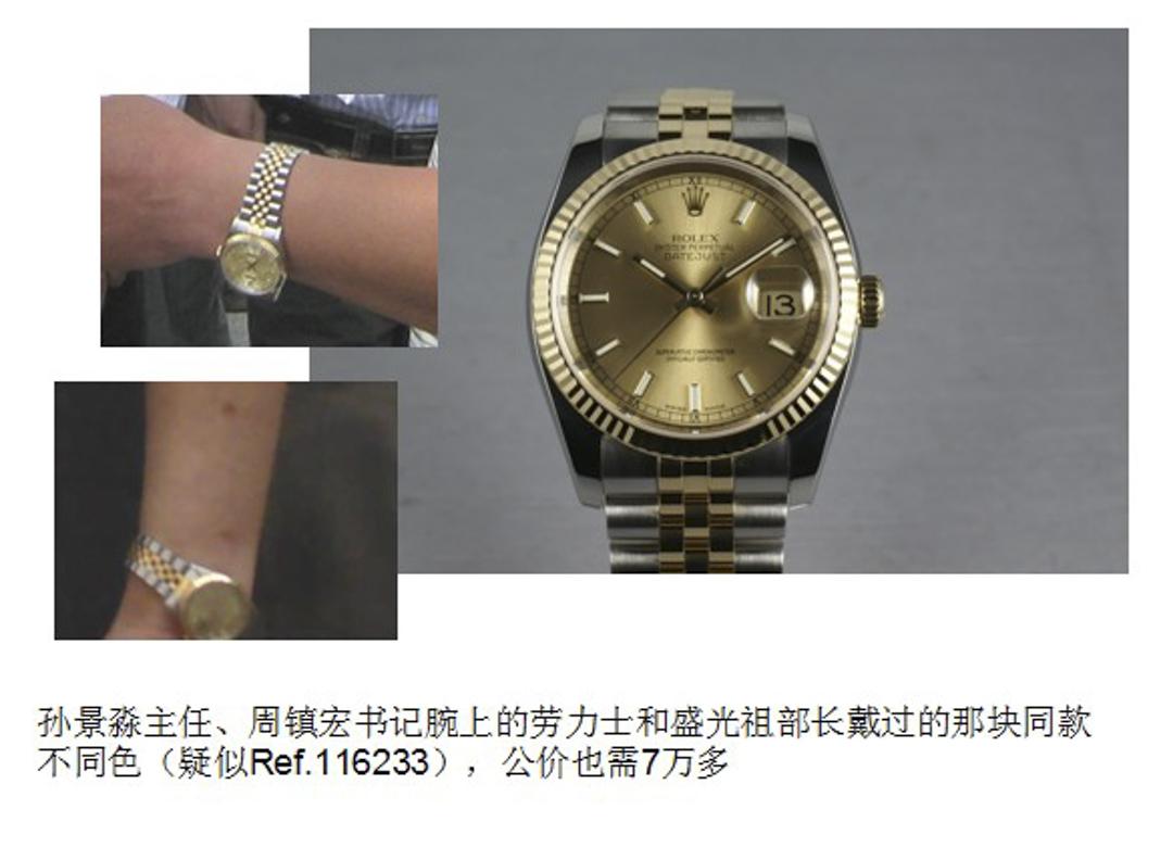《花果山名錶指南》。
