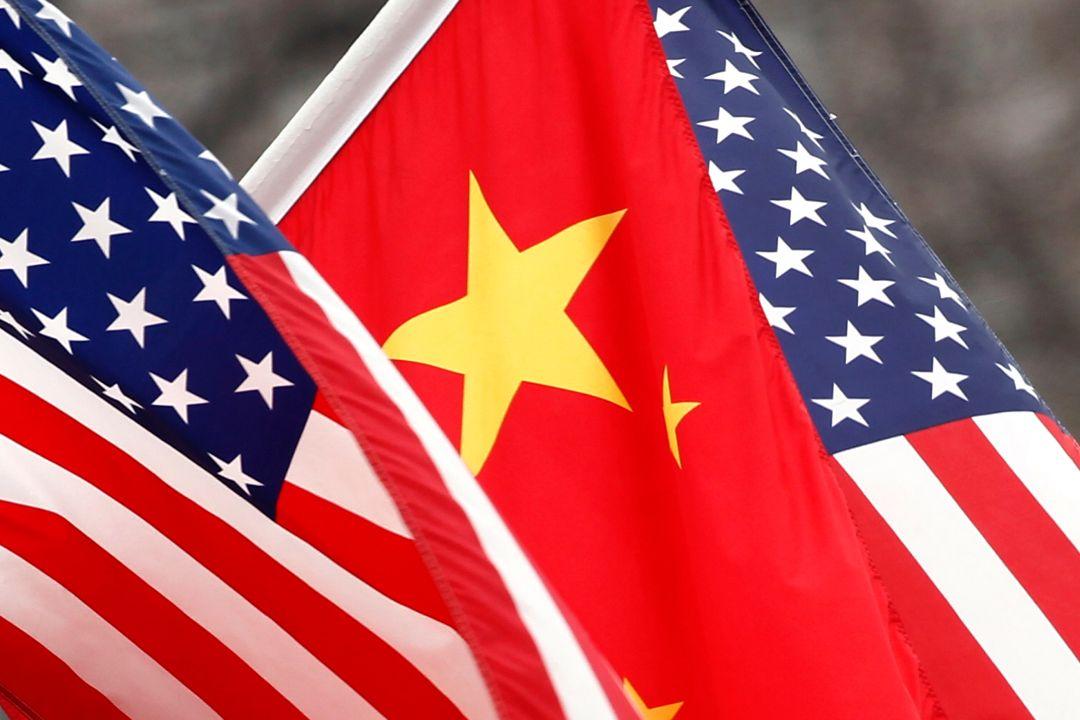 2020年12月7日,美國國務院宣布制裁中國全國人大常委會14名副委員長。 攝:Kevin Lamarque/Reuters