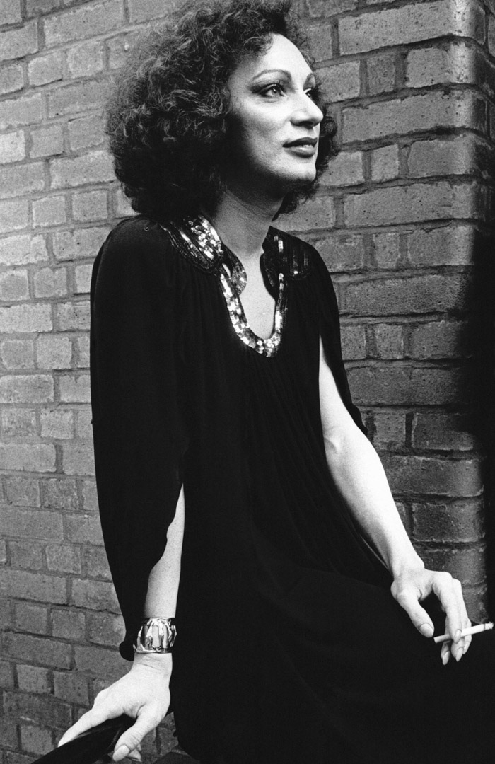 Holly Woodlawn,攝於1978年。