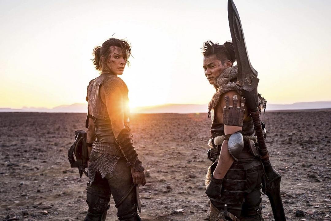 《魔物獵人》劇照。 網上圖片
