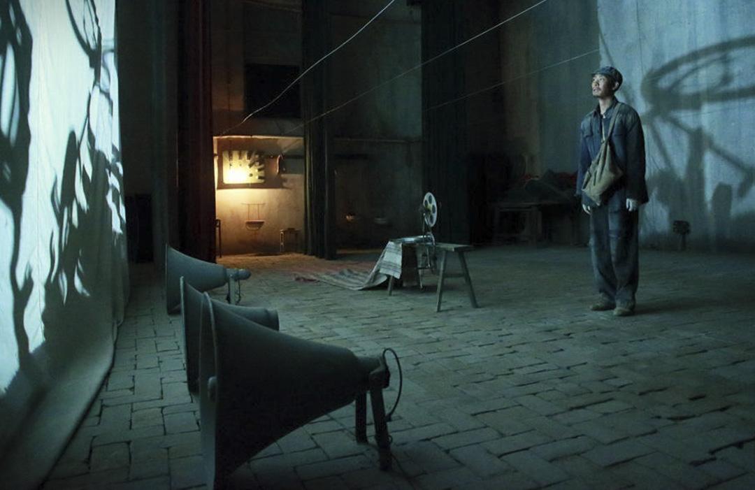 《一秒鐘》電影劇照。 網上圖片