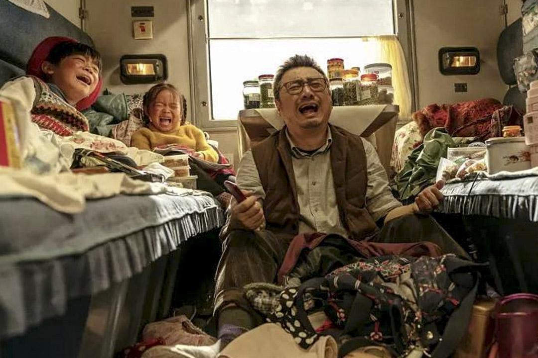 《囧媽》電影劇照。