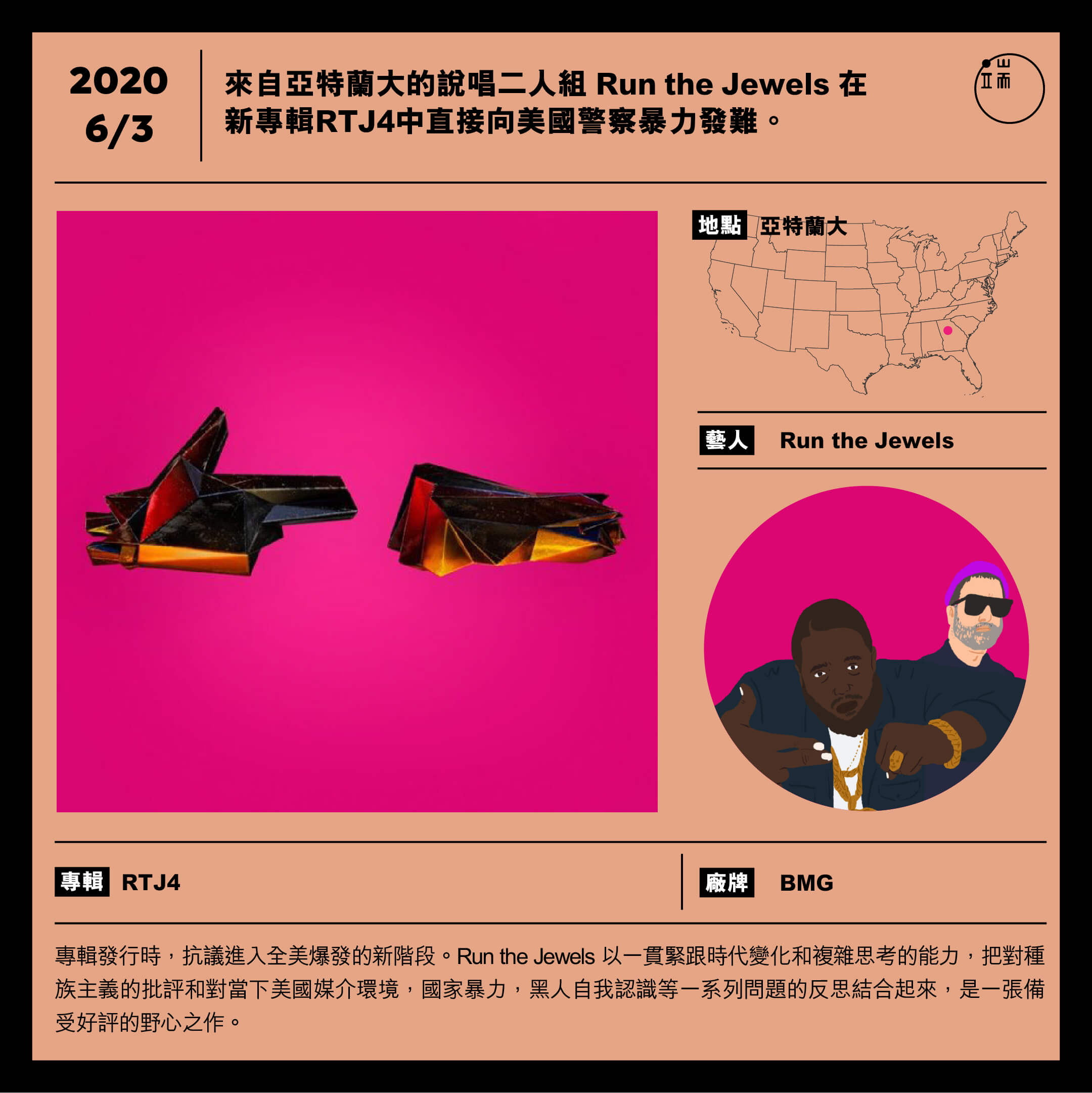 Run the Jewels - RTJ4。